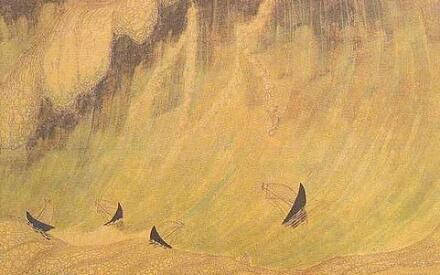Соната моря (Финал, Чюрленис)
