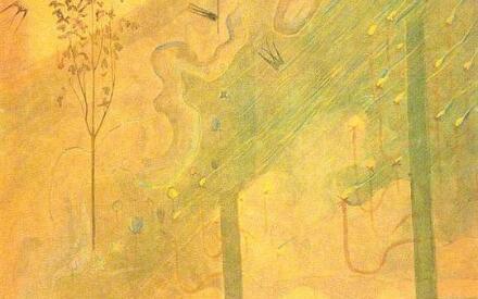 Соната лета (Скерцо, Чюрленис)