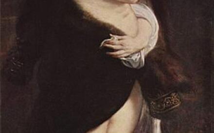 Елена Фурман – жена Рубенса и его излюбленная модель, «Шубка», ок. 1638