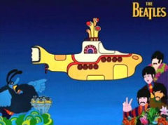 Кадр из м/ф «Yellow Submarine»