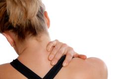 Как расслабить мышцы шеи?