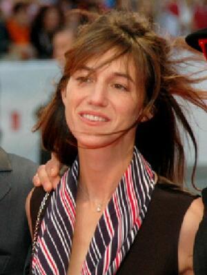 Шарлотта Генсбур на Венецианском кинофестивале 2007 года
