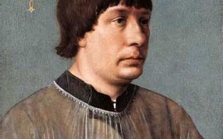 Якоб Обрехт (портрет 1496г., автор неизвестен)