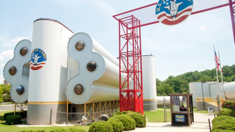 Космический Лагерь Huntsville