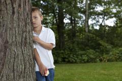 Что делать, если ребёнок слишком стеснительный?