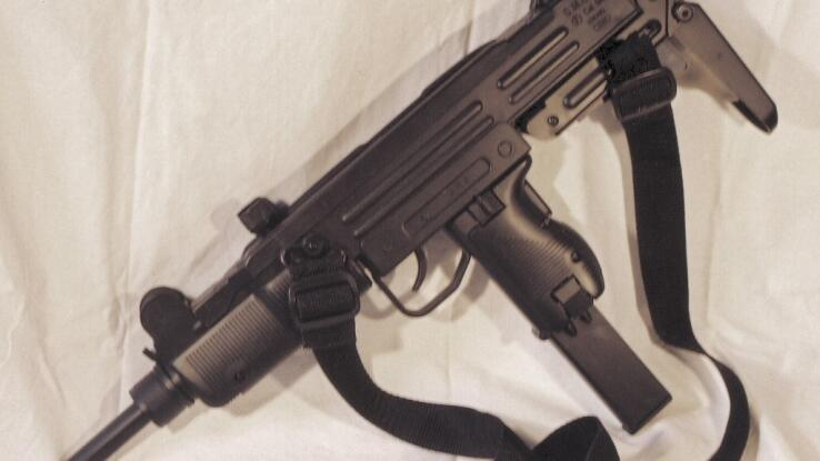 Пистолет-пулемёт «Узи» (Uzi). Чем покорил он весь мир? Часть 1