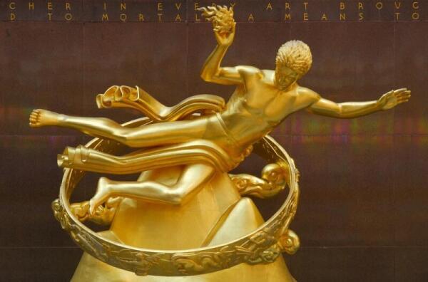 Рубенс, «Прометей». За что наказал Зевс?