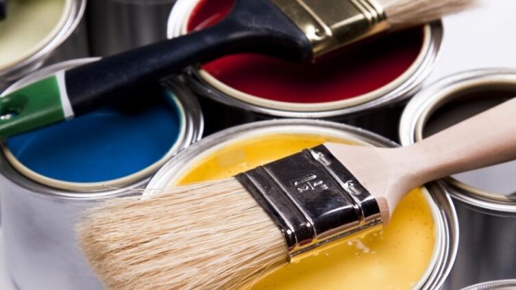 Так ли безвредны краски на наших стенах?