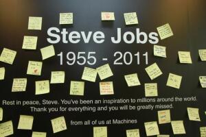 Стив Джобс: почему у него все получилось?