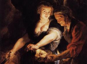 Рубенс, «Юдифь и Олоферн». Красивая  легенда или быль?