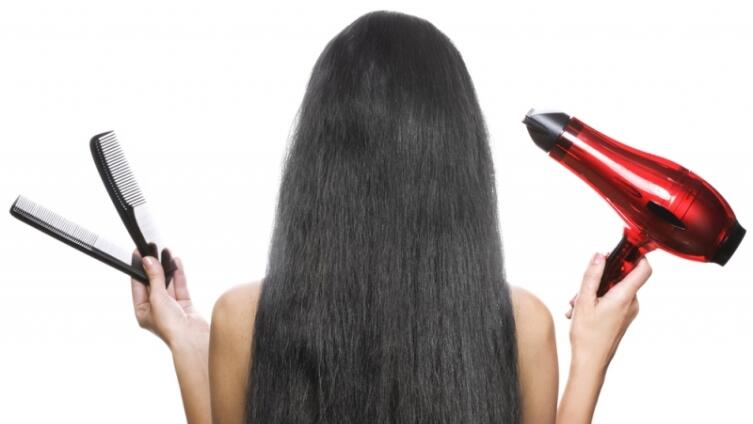 Как восстанавливает волосы нанокосметика?
