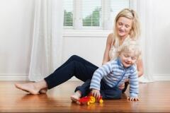 Как вернуть форму после родов? Личный опыт
