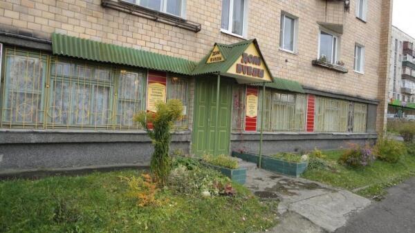 Петрозаводск. Набережная Ла-Рошель, 13. «Дом куклы»