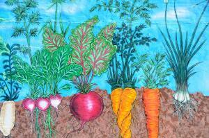 Что вы знаете об овощах?