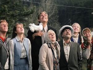 Любовь и голуби. Помните народные цитаты из фильма?