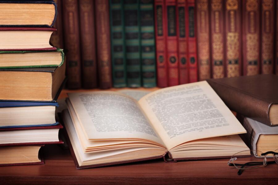 Литературная классика. Помните ли вы зарубежных авторов?