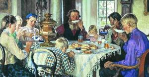 Еда в художественной литературе. Внимательно ли вы читаете классику?