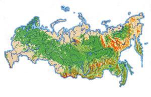 Общественная география России. Хорошо ли вы в ней разбираетесь?