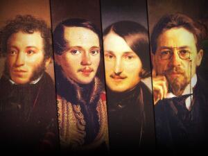 Тест о великих русских писателях. Кого вы узнаете в лицо?