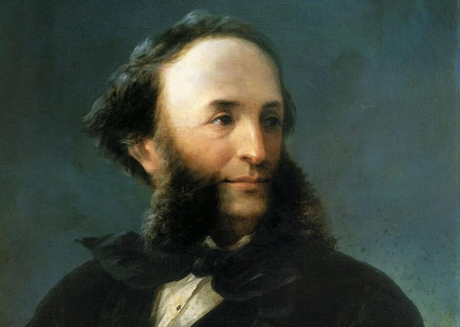 Фото: Айвазовский И., автопортрет (фрагмент), ru.wikipedia.com