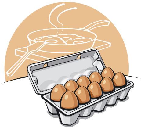 Блюда из яиц: угадаете кухню по названию?
