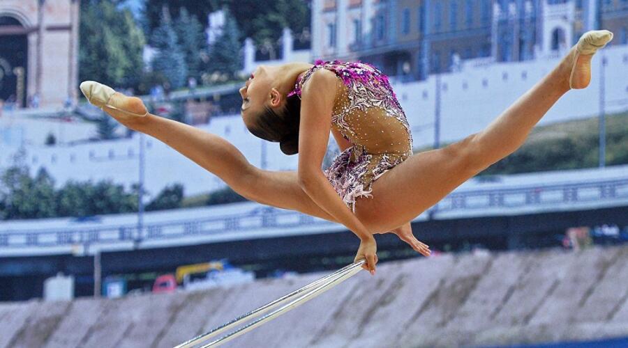 Тест про художественную гимнастику
