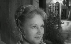Кадр из фильма «Душечка», 1966 г.