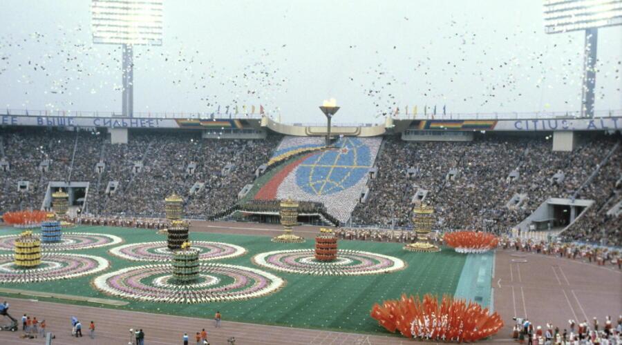 Олимпиада – 80, давайте вспомним, как это было. Пройдите тест, чтобы почувствовать дух спортивных побед!