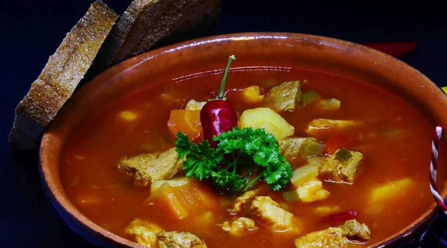 Тест о супах. Почему уха из петуха?